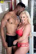 Hot wife Taylor returns for some BBC