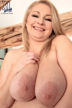 Jiggly Cutie In The Larger than run of the mill Titty City