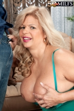 Big mambos, pierced vagina, anal and a creampie, likewise!