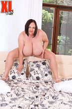 Natascha Romanova: Bouncy bosoms As Bigger than average As Watermelons