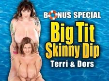 Big Tit Slight Dip: Terri Jane & Dors Feline