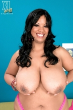 The Breathtaking Rack Of Betty Blac