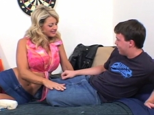 Mom Banged By College Flat mate Of Her Son